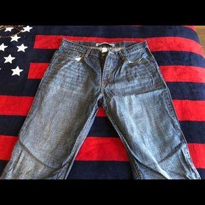 Gap premium Straight Fit Jeans